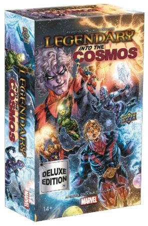 Legendary: A Marvel Deck Building Game – In to the Cosmos