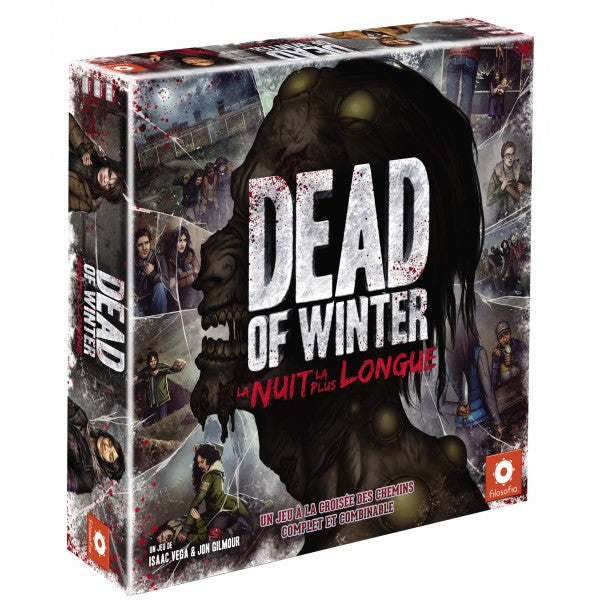 Dead of Winter: La Nuit la Plus Longue FR