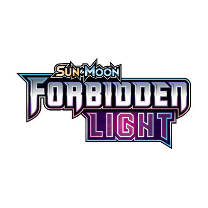 Pokémon Sun & Moon Forbidden Light Booster Case