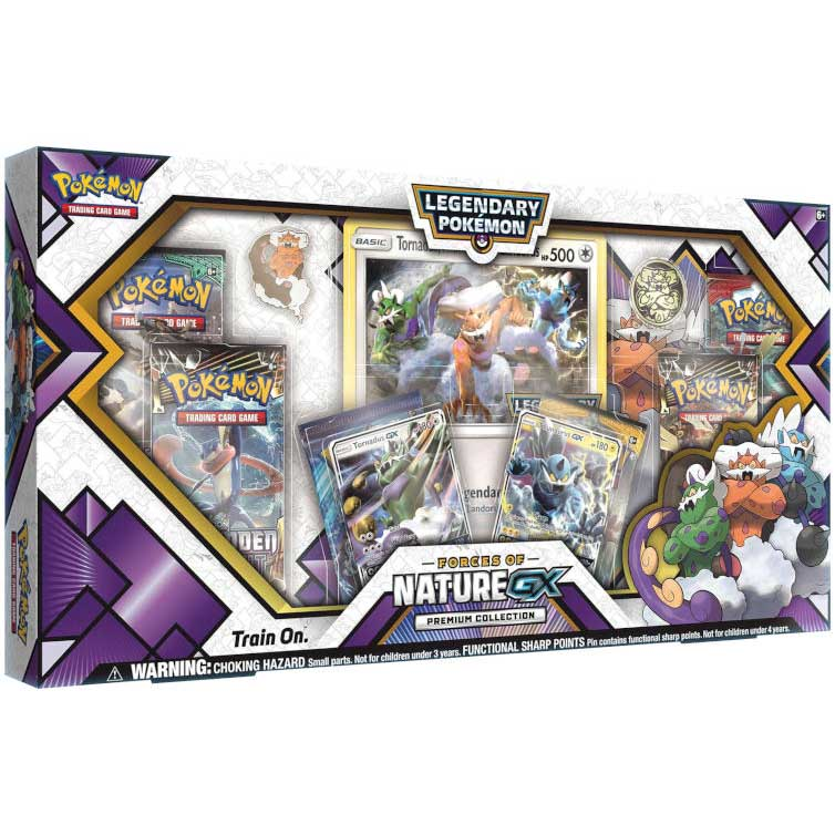 Pokémon Forces of Nature GX Premium Collection