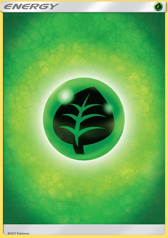 Grass Energy - Sun & Moon