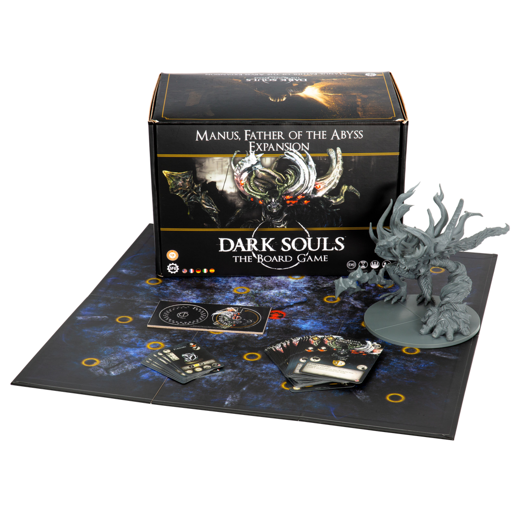 Dark Souls: The Board Game – Manus, Father of the Abyss Boss Expansion