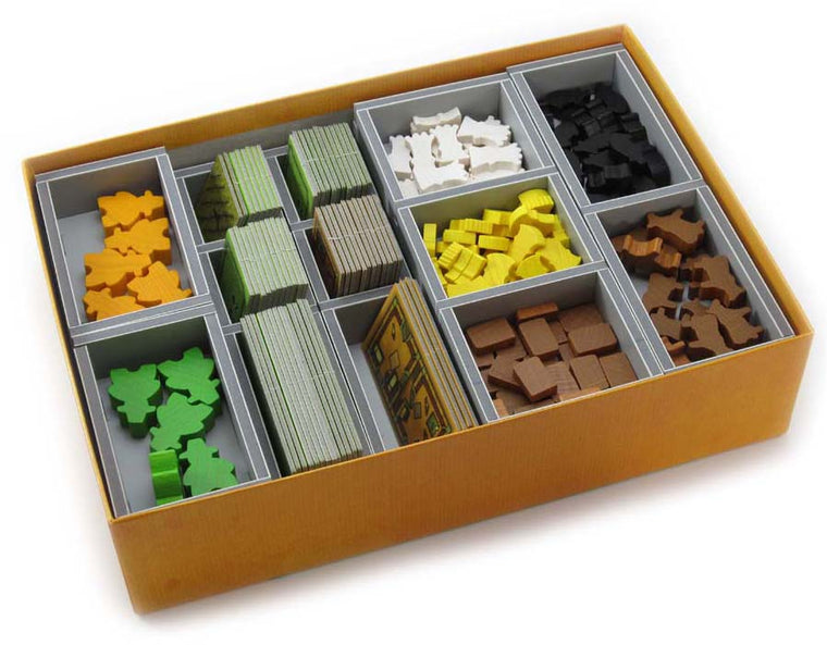 Folded Space: Agricola Family Edition