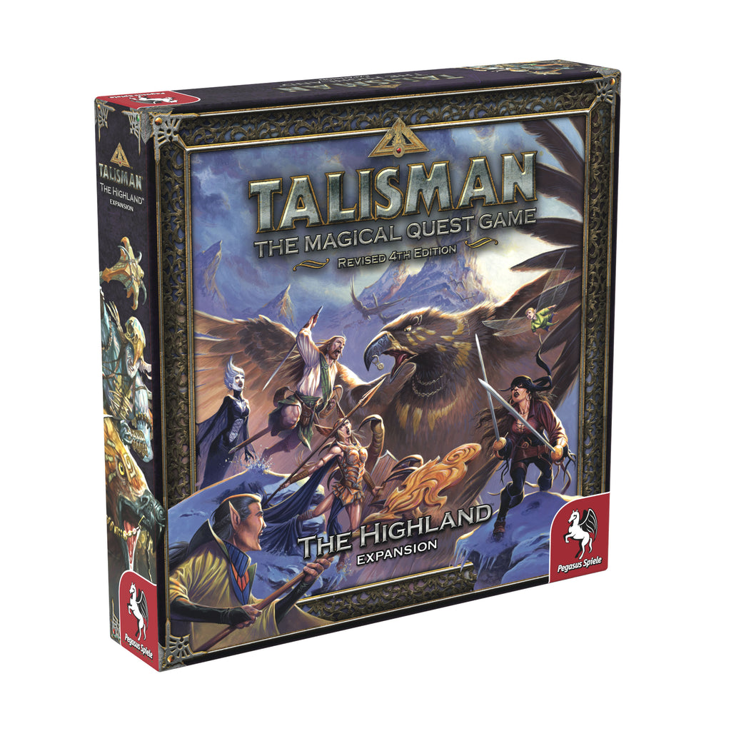 Talisman Revised 4th Edition The Highland Expansion