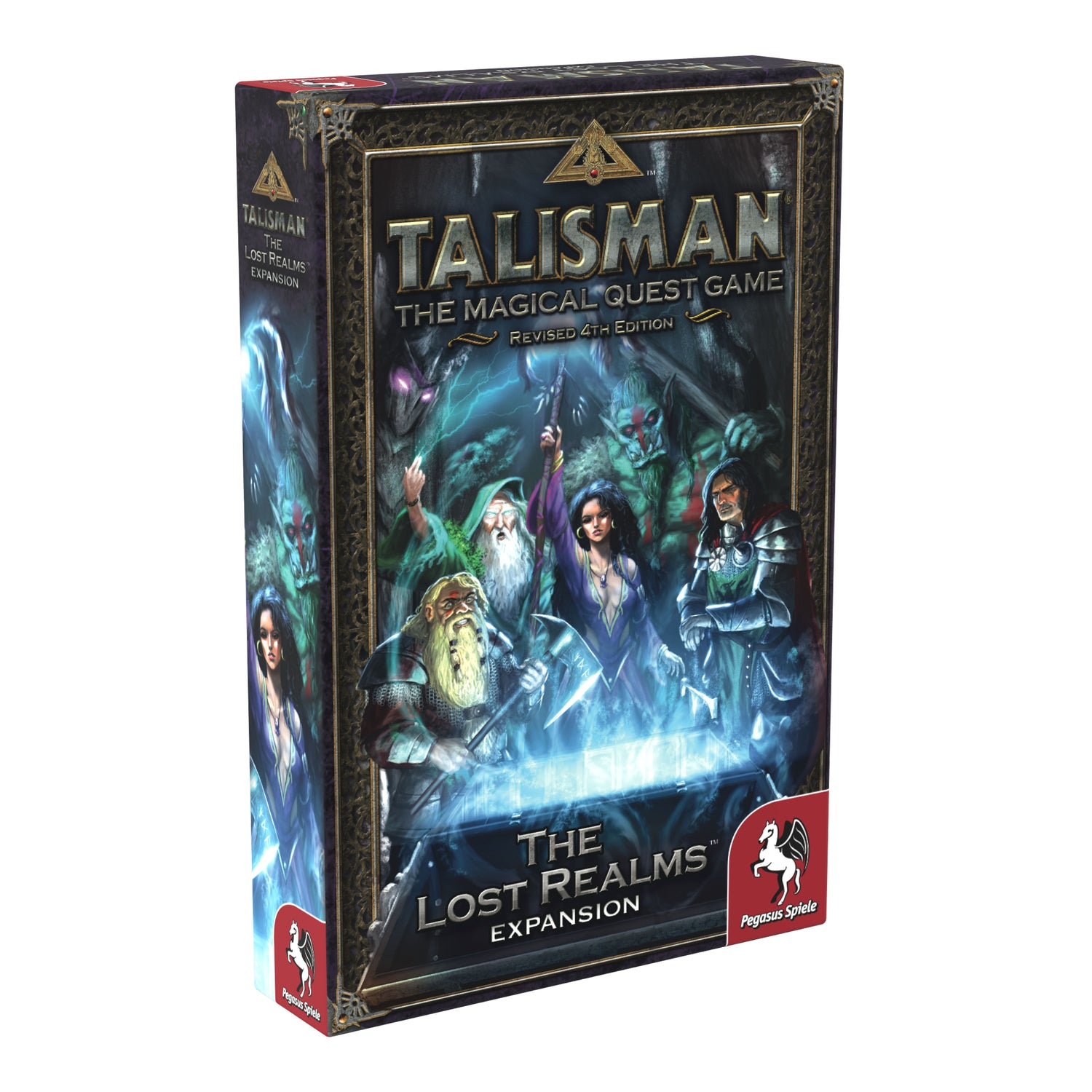 Talisman Revised 4th Edition The Lost Realms