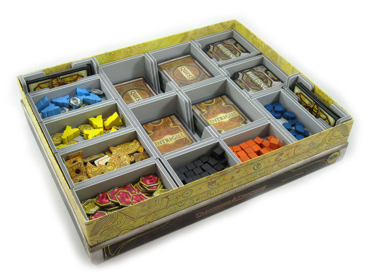 Folded Space: Lords Of Waterdeep