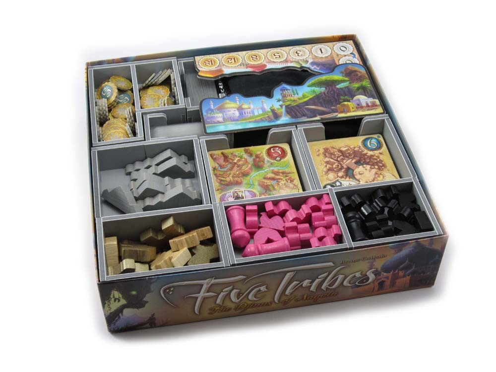 Folded Space: 7 Wonders