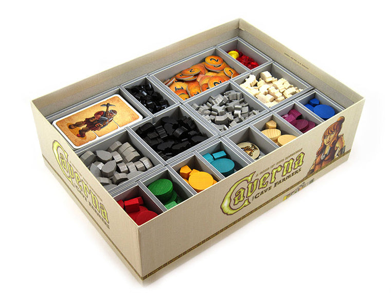 Folded Space: Caverna
