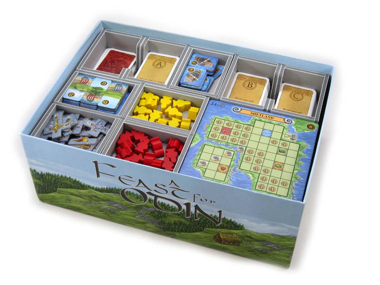 Folded Space: A Feast For Odin
