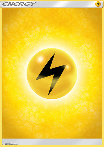 Lightning Energy - Sun & Moon