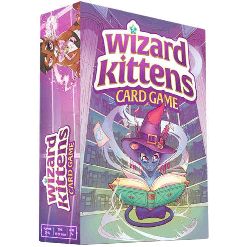 Wizard Kittens Magical Edition + Magical Monsters Expansion + Kickstarter Bonus