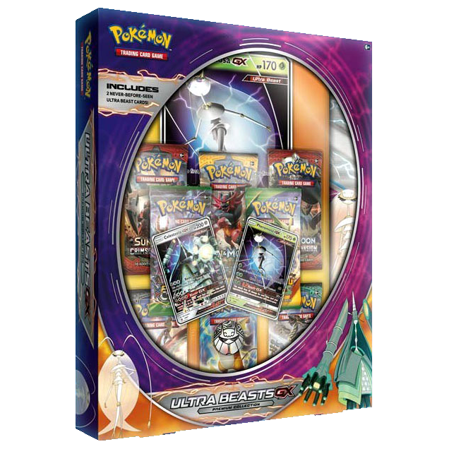 Pokémon Pheromosa Ultra Beasts GX Premium Collection