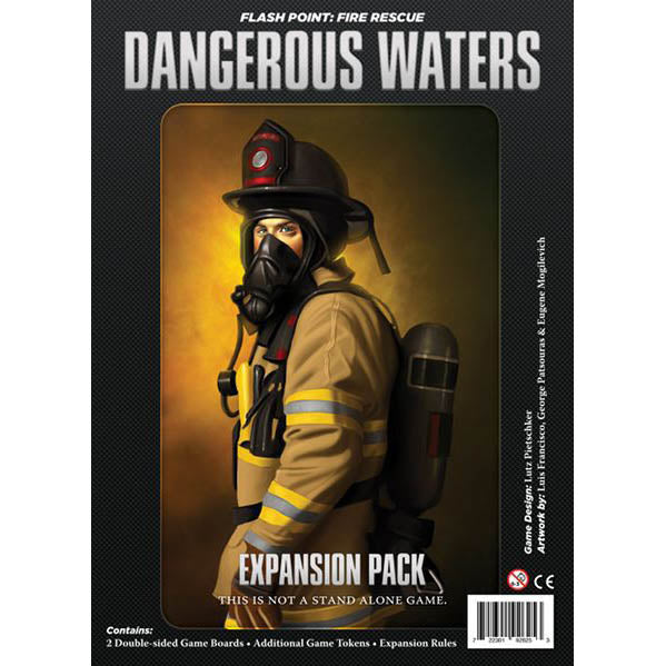 Flash Point Fire Rescue Dangerous Waters
