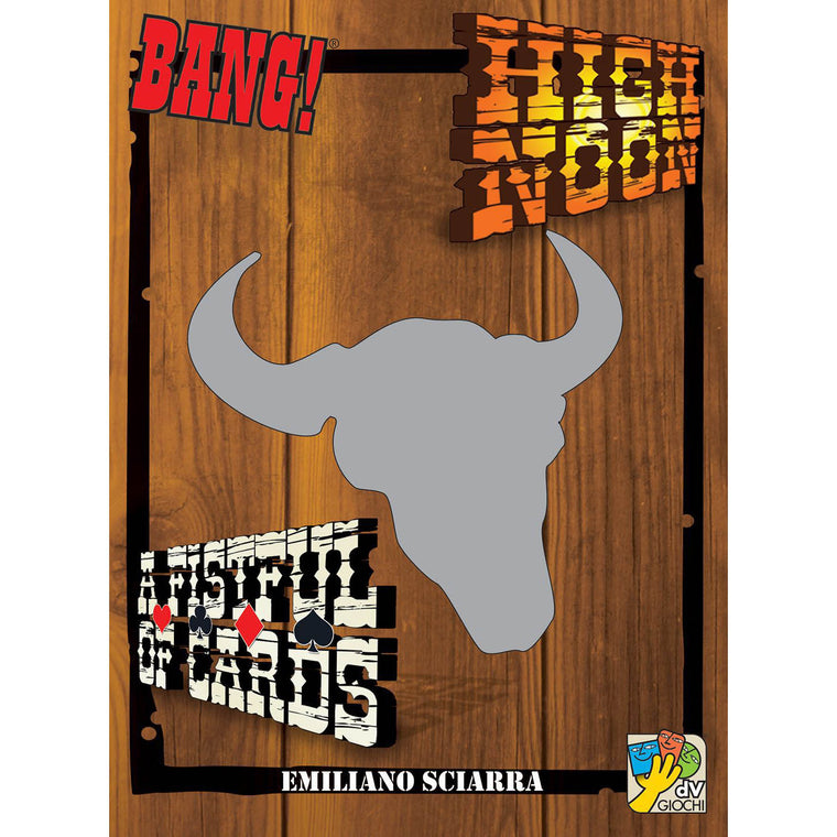 Bang! High Noon / A Fistful of Cards