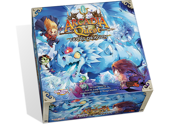 Arcadia Quest Frost Dragon