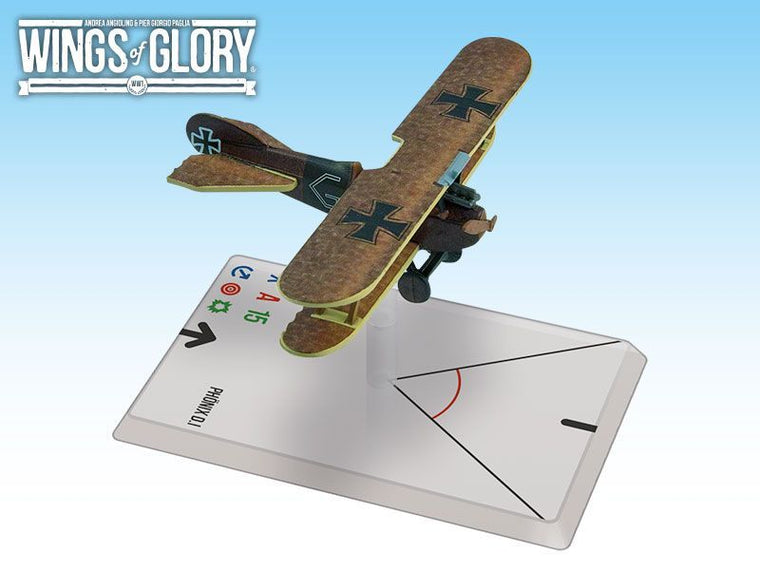Wings of Glory: World War 1 – Phönix D.I Gruber
