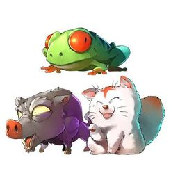 Arcadia Quest Pet Pack 1