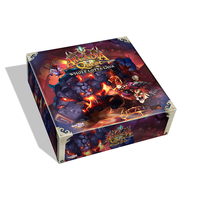 Arcadia Quest Inferno Whole Lotta Lava