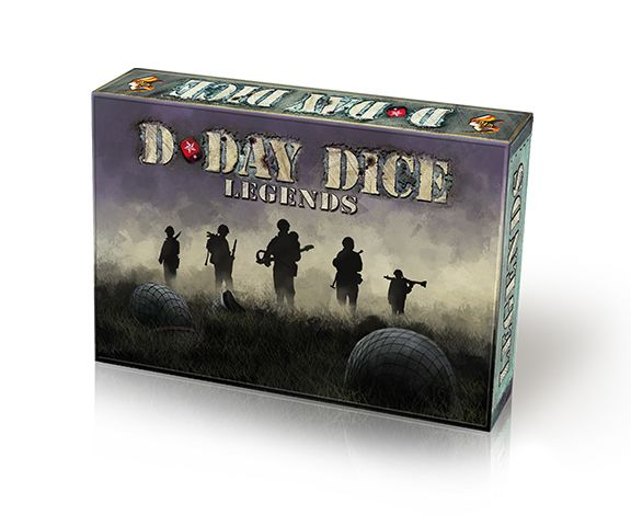 D-Day Dice (Second Edition): Legends