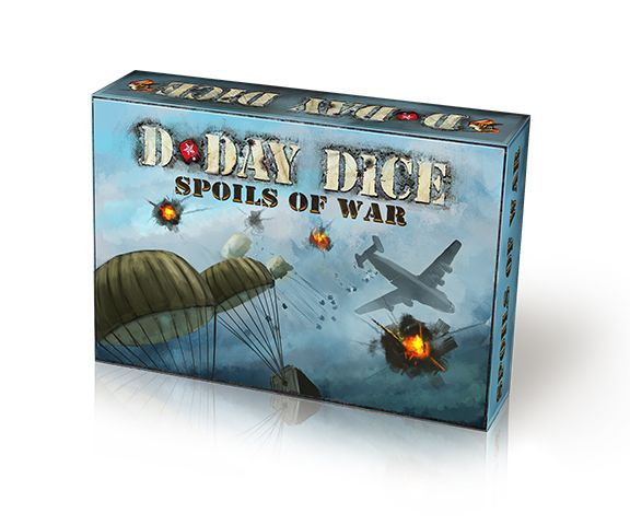 D-Day Dice (Second Edition): Spoils of War