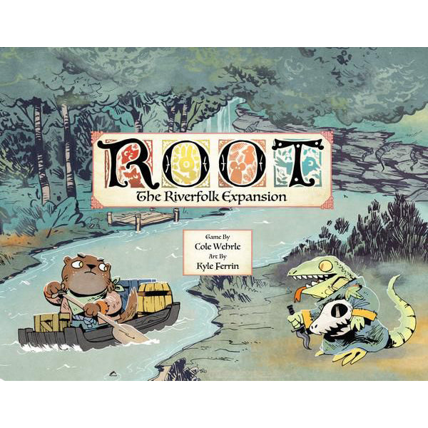 Root Riverfolk Expansion