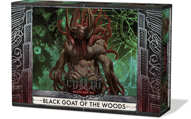 Cthulhu Death May Die Black Goat of the Woods