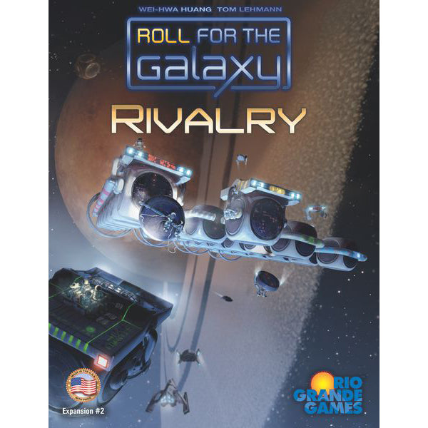 Roll for the Galaxy Rivalry