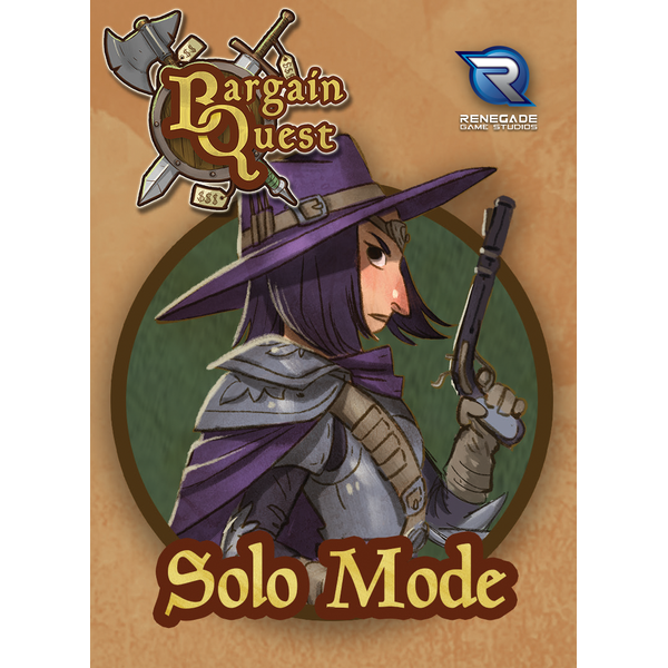 Bargain Quest Solo Mode