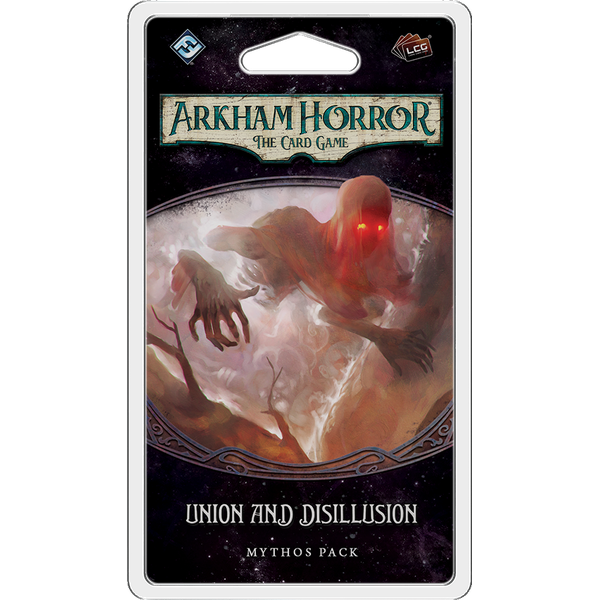 Arkham Horror LCG Union and Disillusion Mythos Pack