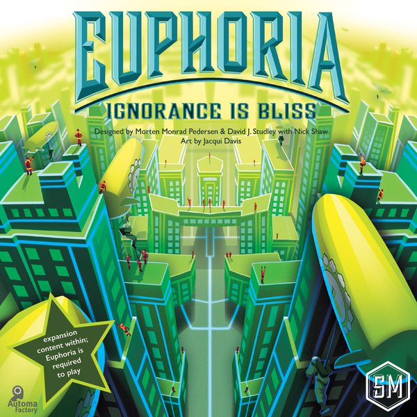Euphoria Ignorance Is Bliss