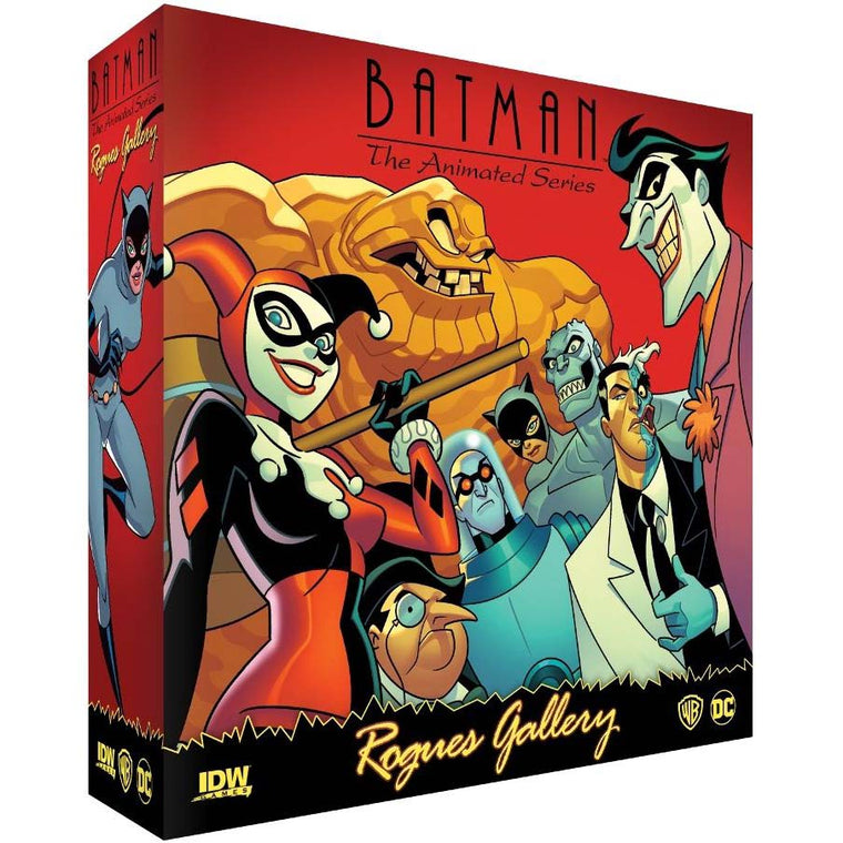 Batman The Animated Series Rogues Gallery