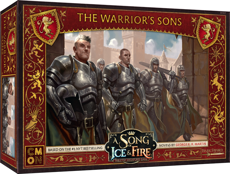 A Song of Ice & Fire The Warrior's Sons