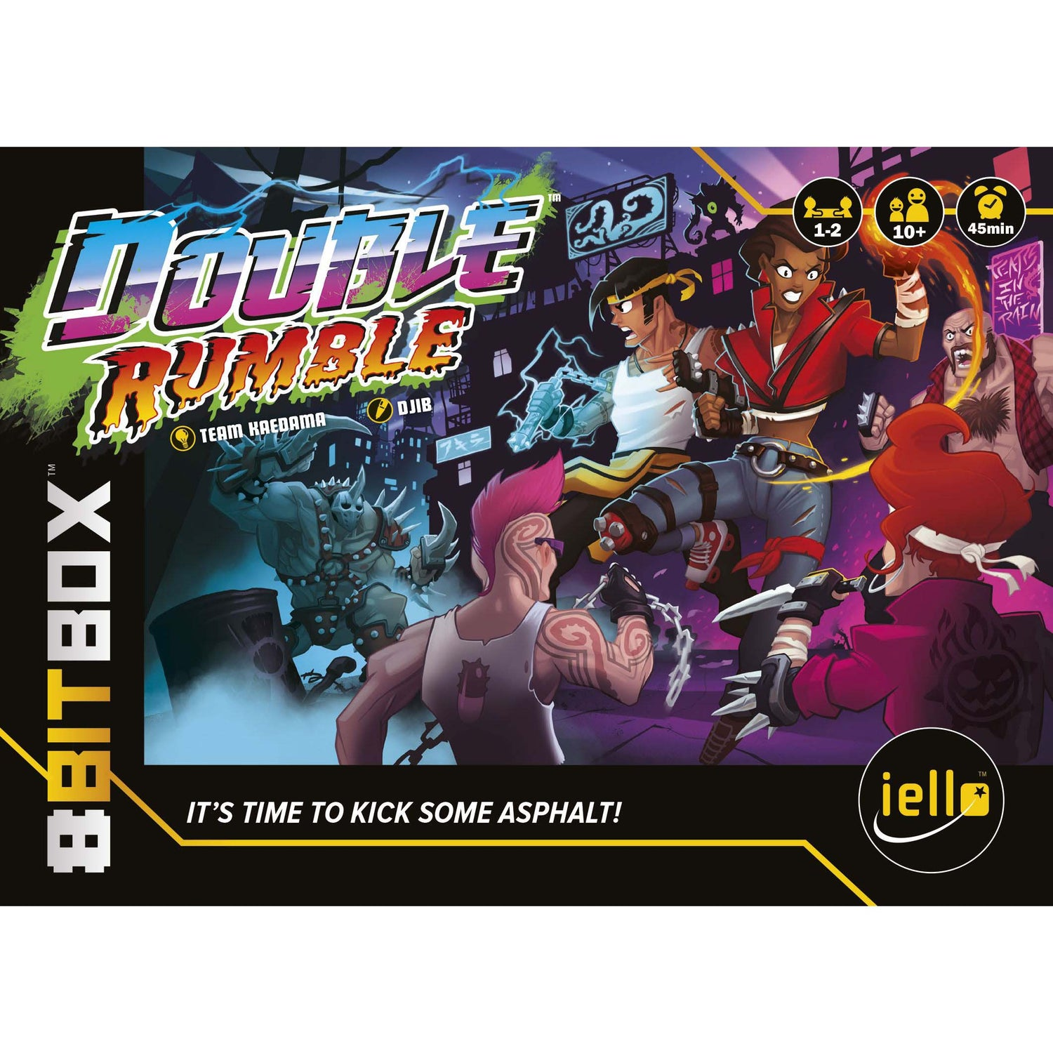 8Bit Box Double Rumble