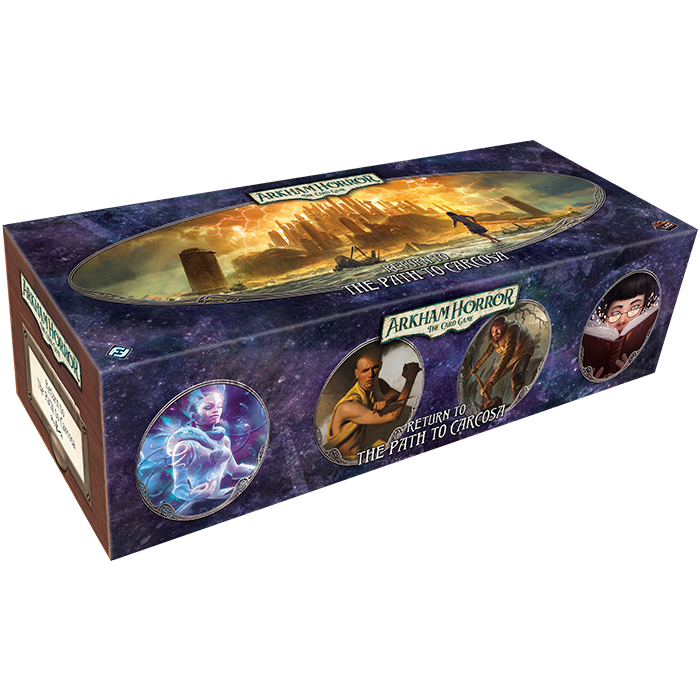 Arkham Horror The Card Game Return to the Path to Carcosa