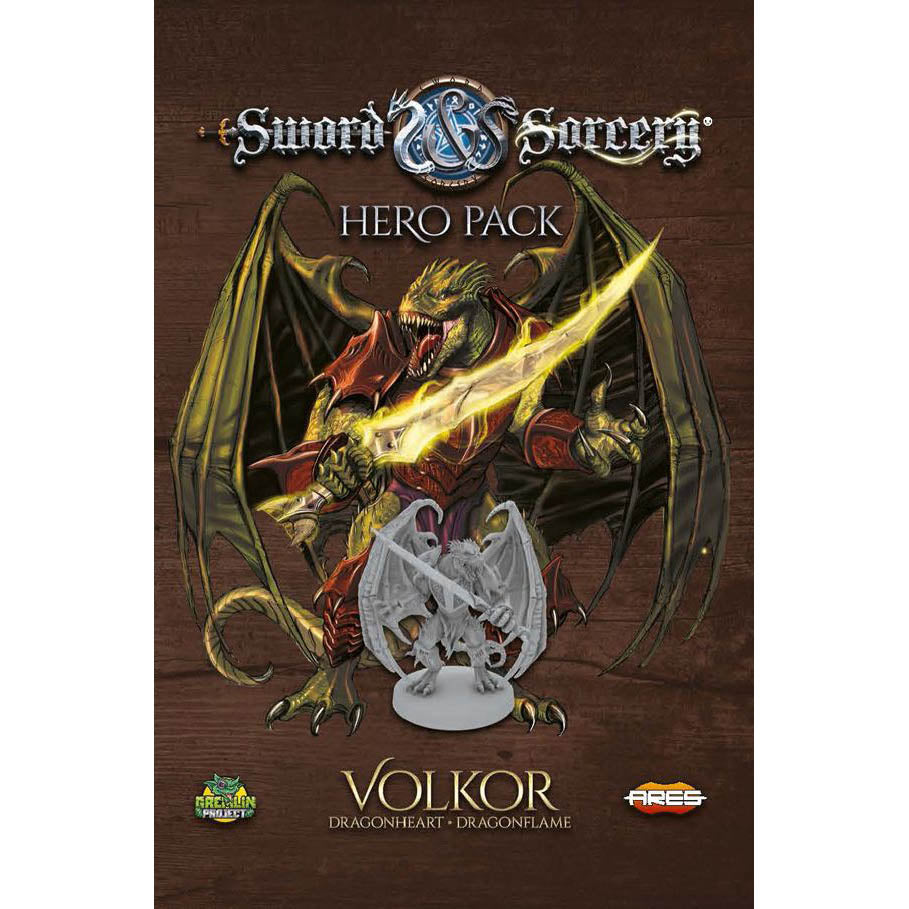Sword & Sorcery Volkor Hero Pack
