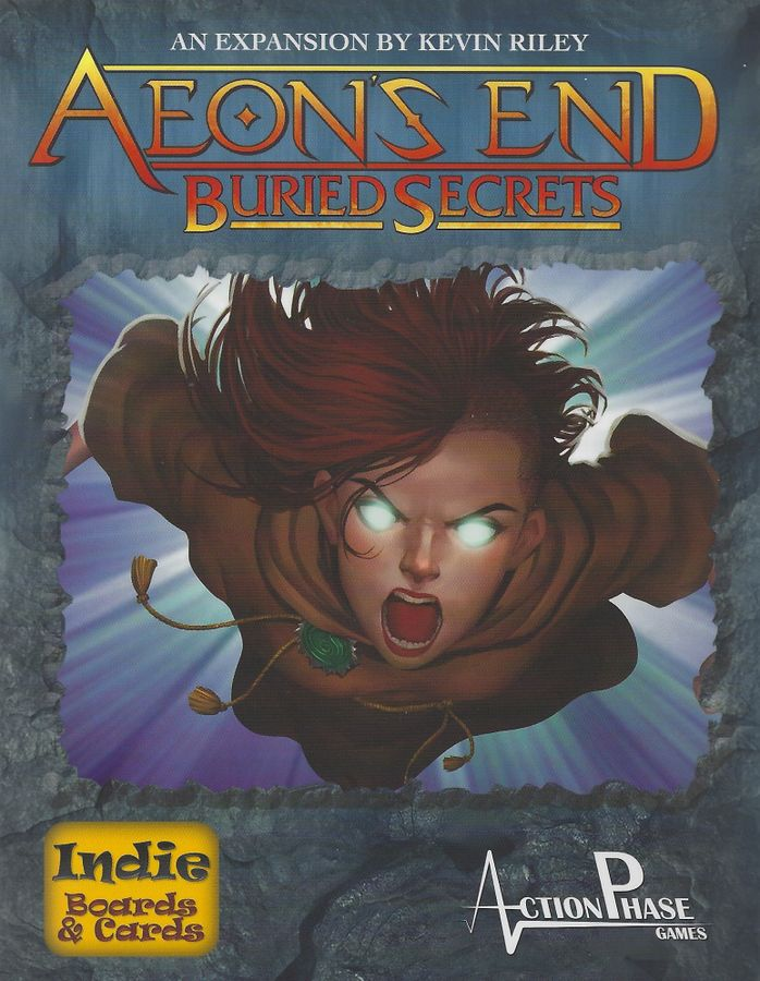 Aeon's End Buried Secrets