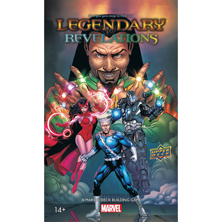 Marvel Legendary Revelations