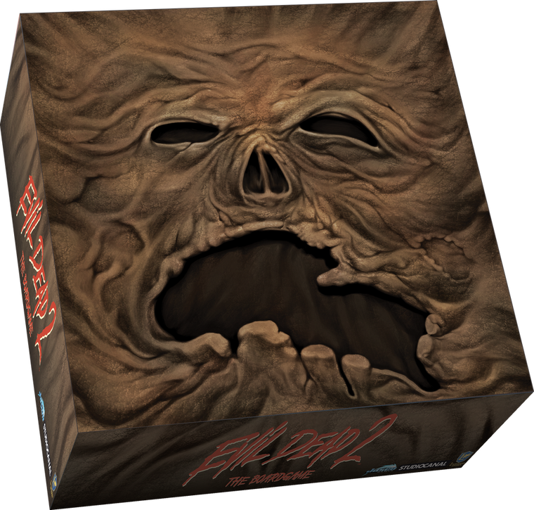 Evil Dead 2 The Board Game