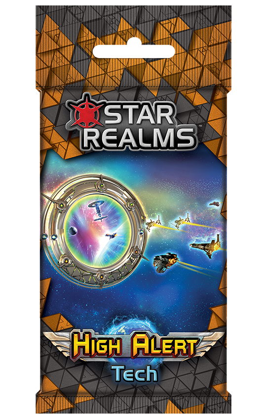 Star Realms: High Alert – Tech