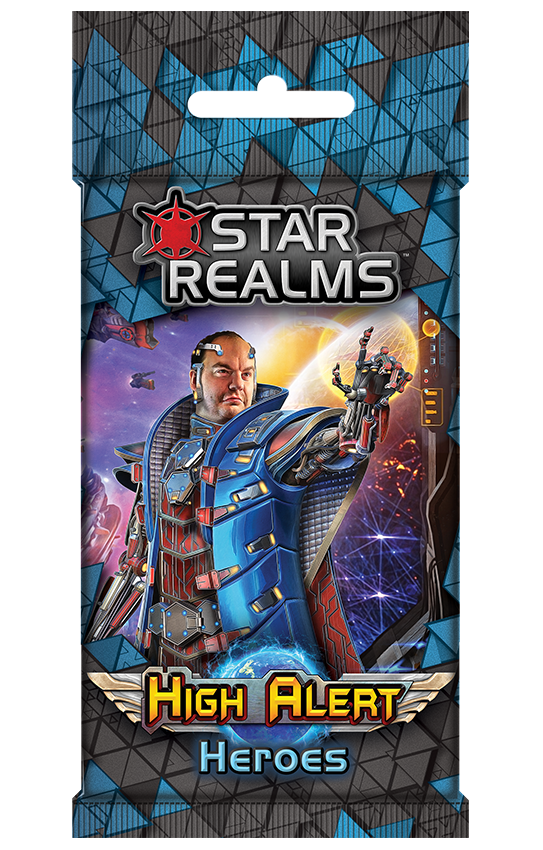 Star Realms: High Alert – Heroes