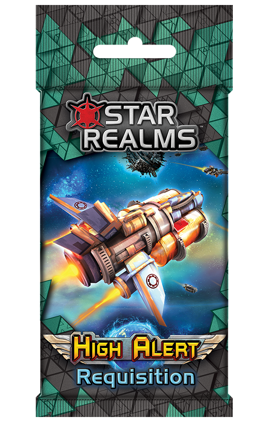 Star Realms: High Alert – Requisition