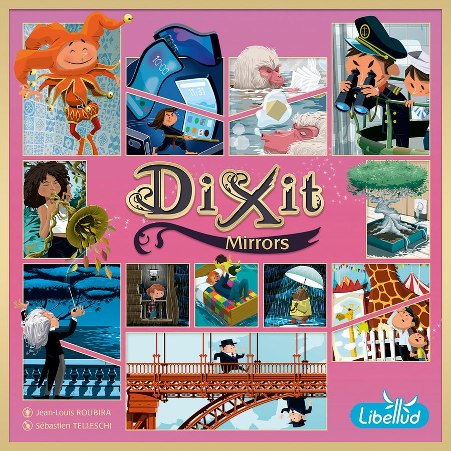 Dixit Mirrors ML