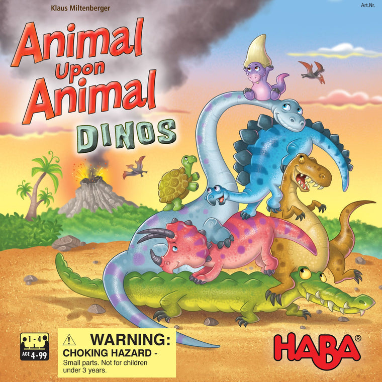 Animal Upon Animal: Dinos ML