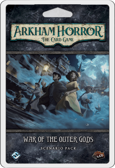 Arkham Horror: The Card Game – War of The Outer Gods Scenario Pack