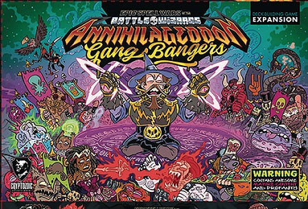 Epic Spell Wars of the Battle Wizards ANNIHILAGEDDON! Gang Bangers
