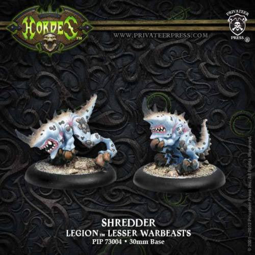 Hordes Legion of Everblight Shredders