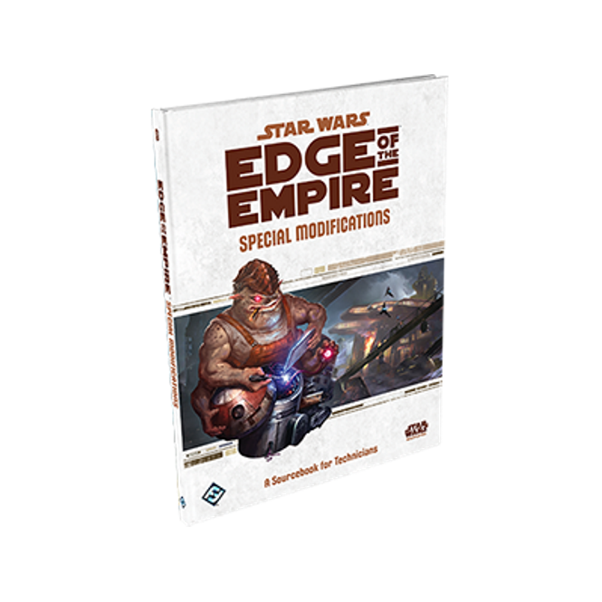 Star Wars Edge of the Empire Special Modifications