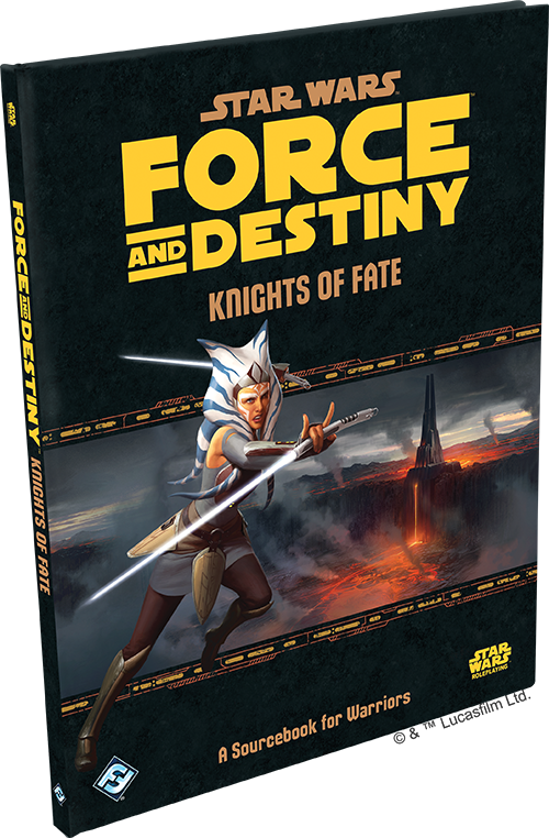 Star Wars Force and Destiny Knights of Fate
