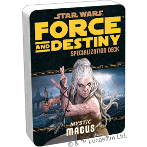 Star Wars Force and Destiny Magus Specialization Deck