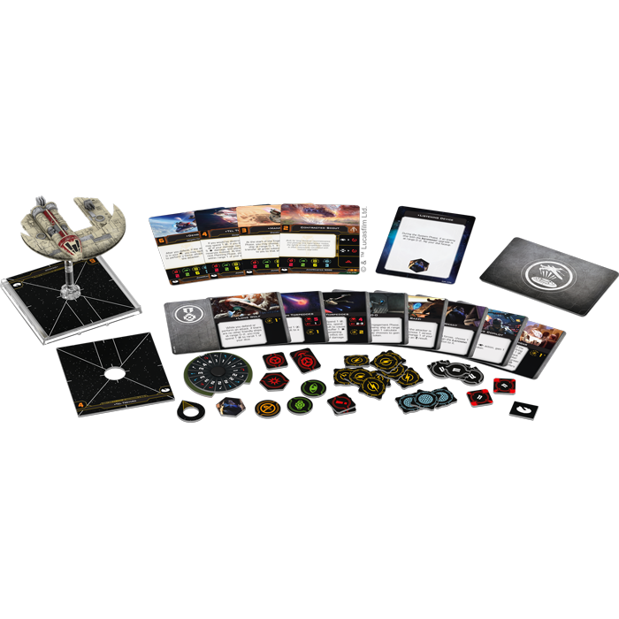 Star Wars X-Wing Second Edition Punishing One Expansion Pack